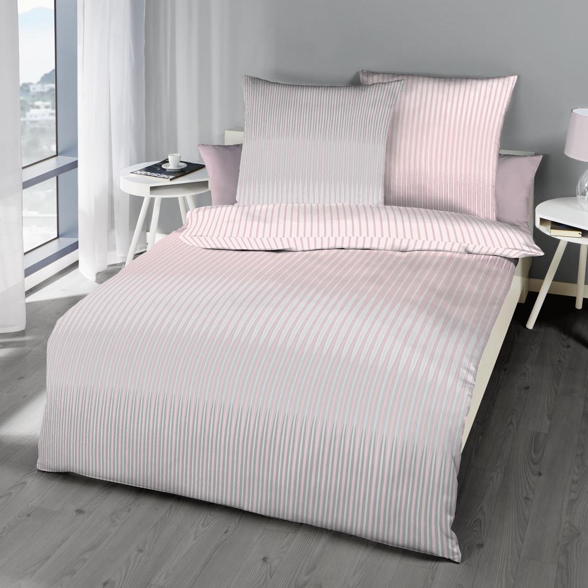 posteljnina kaeppel skala roza