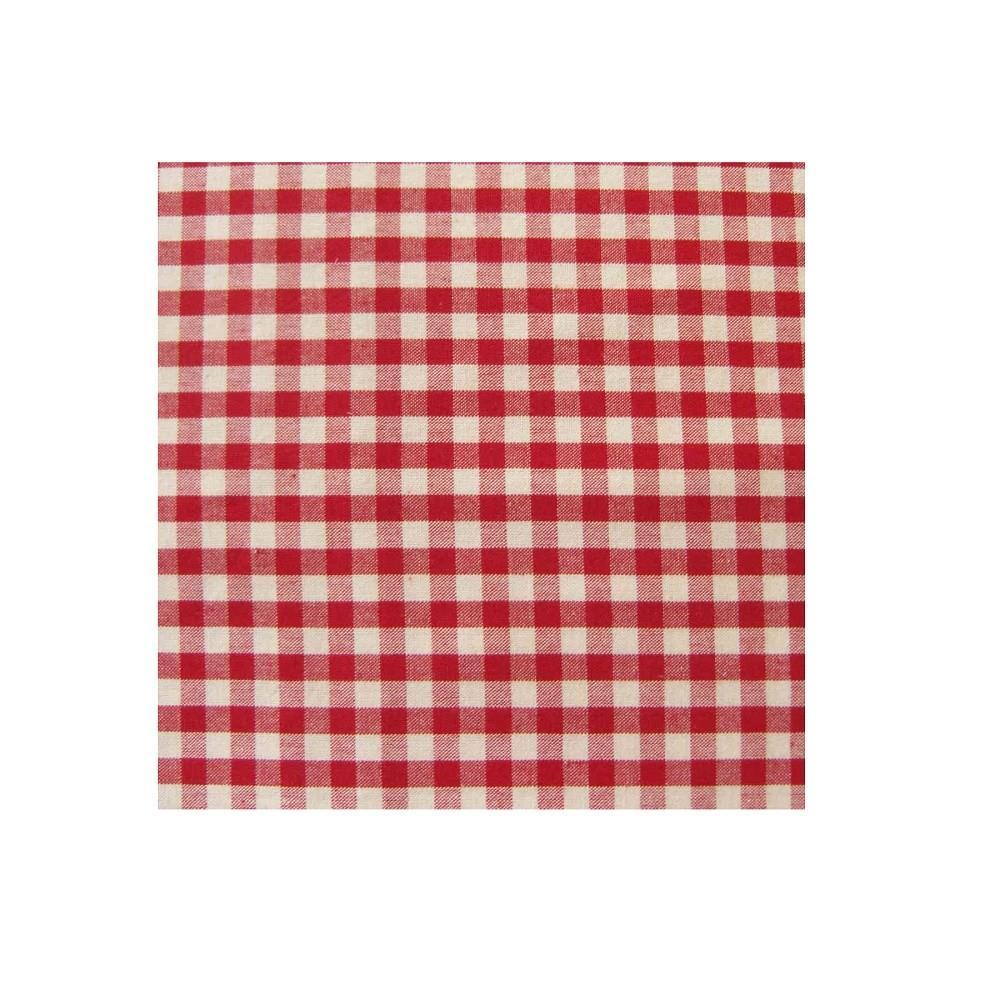 serviete sander - rdeč karo