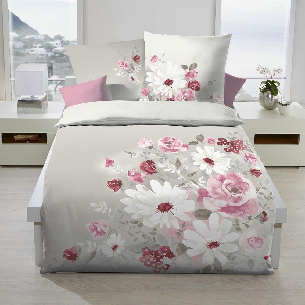 posteljnina kaeppel coralie roza