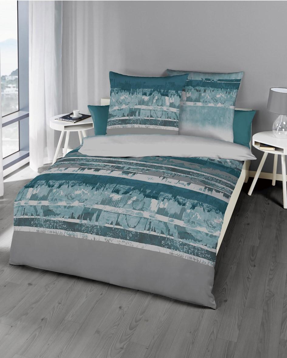 posteljnina iz satena kaeppel amplify smaragd