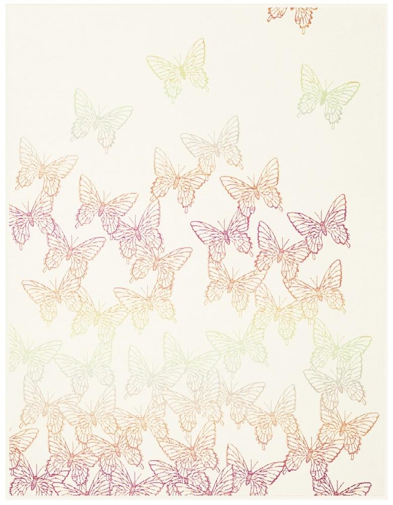 odeja biederlack metulji